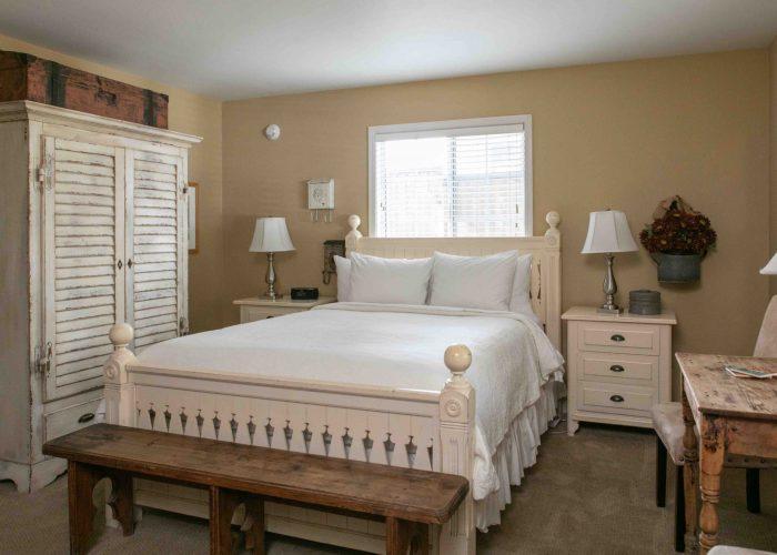 J. Patrick House bedroom